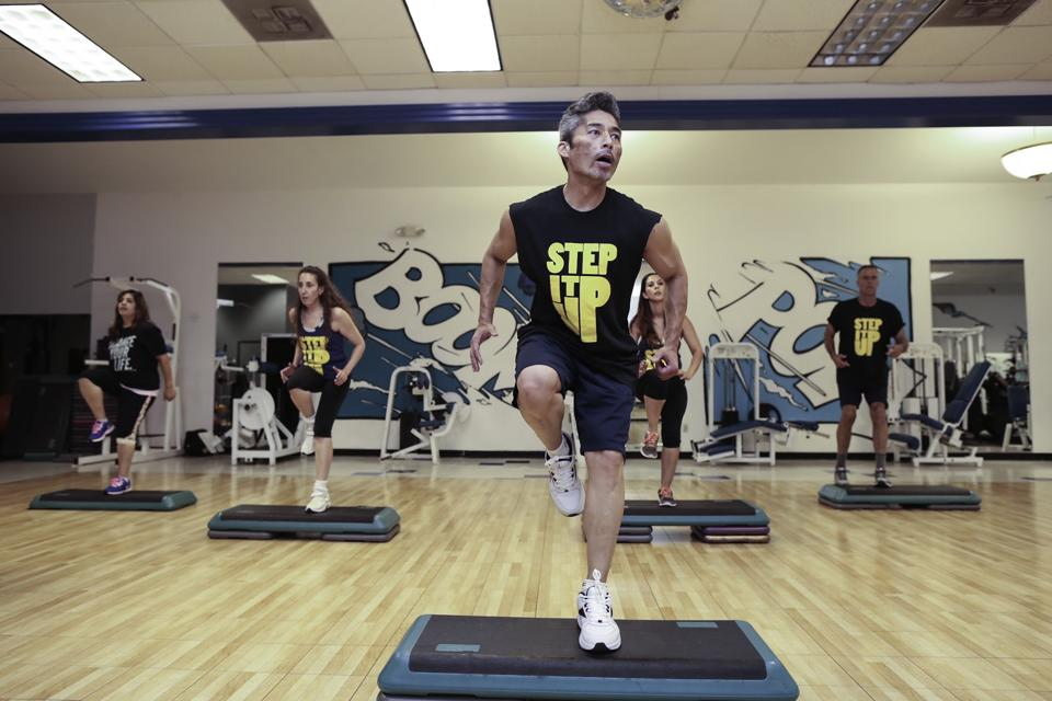 90 S Step Fitness Unlimited