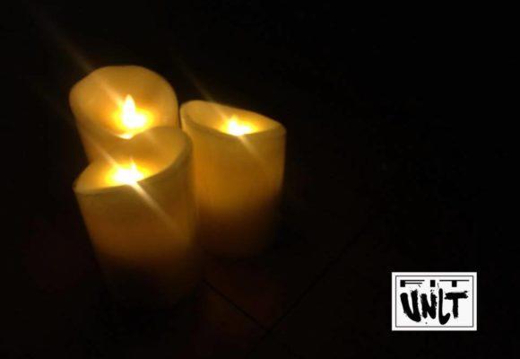 Candle Light Yoga