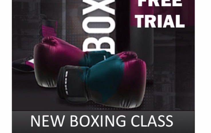 Boxing Wednesdays 6:30p.m.