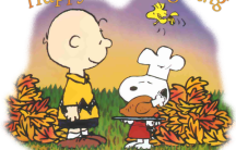 Happy Thanksgiving Charlie Brown 3